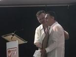Reconocimiento al Dr. Susano Medina - XXXV Convención Anual ANECA