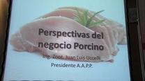 Perpectivas futuras del sector porcino