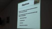 Inoculación en Silajes. Oscar Queiroz