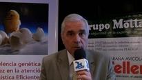 Genética avícola: Hector Motta, Cabaña Avícola Feller