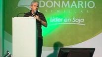 Fungicidas en soja:  Marcelo Carmona en Jornada Don Mario  2011