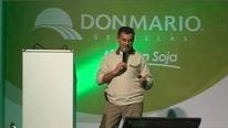 Malezas en Soja: Juan Carlos Ponsa en Jornada de Don Mario 2011