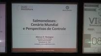 Salmoneloses - Cenário mundial e perspectivas de controle
