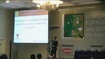 Desafios na utilização de co-produtos de alta umidade em dietas para ruminantes. Jhones O. Sarturi (Texas Tech University)