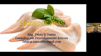 Lesões de Asas | Processo de abate de frangos