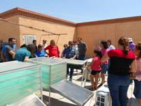 CURSO DE DESHIDRATACION SOLAR FE FRUTAS Y VERDURAS