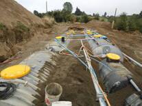 Planga modular de tratamiento de aguas Industriales RILES.