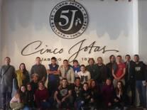 Visita de estudios. Jabugo - Andalucía - España