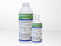 ALBENDAZOL 25% + Cobalto