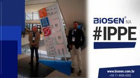 Biosen presente na IPPE 2019