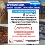 Curso Inspeccion Veterinaria De Carnes de los Servicios veterinarios de Israel