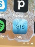 GIS app para subir el mapa