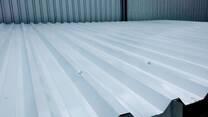 Impermeabilização com redução de temperatura