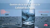 Gestión de la calidad del agua