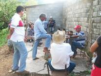 conversatorio tecnico con agricultores