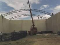 estructura para techumbre almacen de pastura para alimento de todo tipo de ganado