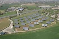 200 Kw en Seguidores solares