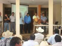Capacitación a ganaderos sobre proyectos productivos