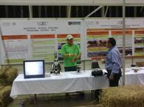 Stand de UGRT en congreso mundial de ganaderia tropical