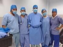 Equipo de Cirugia (Pequeñas Especies)