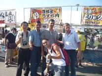 Vipraca en Festival Japones