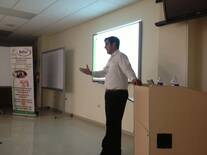 Conferencia Tecnologia de nutricion Enmax en Puerto Rico