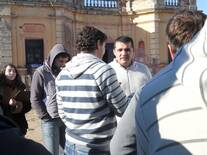 Visita con Alumnos a Granja Avícola El Sol-Córdoba