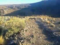 Relevamiento de Agua y Pastizales en Comunidad Quinchao