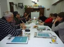 1era Reunion de Grupo AVICAR BOLIVAR