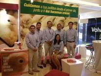 Equipo de Pronaca - Avicultura en AMEVEA 2014