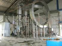 secador de sagre continuo