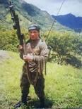 MALDONADO EN MIS 18 AÑOS DE SOLDADO DE RESERVA