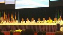 Apertura: Autoridades del Congreso Centroamericano y del Caribe de Porcicultura 2015