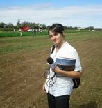 Trabajando en Manfredi Cordoba, Argentina