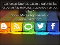 Social media Agropecuario