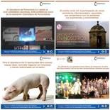 Asistencia del laboratorio al XVII congreso nacional porciaméricas 2014.