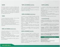 Tríptico Programa EMPAS