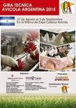 Gira AVICOLA ARGENTINA AGOSTO 2015