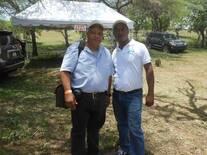 Ing. jose morrobel y Rolando Medina