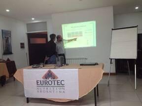 Gira y charla tecnica sobre: Estrategias Nutricionales
