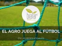 El Agro Juega al Fútbol en las Redes Sociales