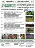 GIRA GANADERA INTERACTIVA EN URUGUAY PARA PRODUCTORES Y PROFESIONALES. UN PAÍS CON 100% DE TRAZABILIDAD Y BPGANADERIAS.