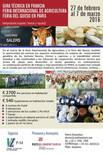 GIRA FRANCIESA FERIA INTERNACIONAL DE AGRICULTURA