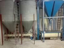 2 silos más pequeños de 15 toneladas c/u