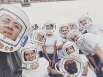 ¡Supervivimos en la Luna!