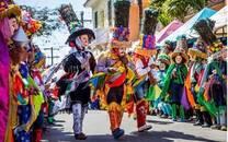 La Ruta Turistica de la Cultura Nicaraguenses y sus tradiciones, sus Bailes y sus trajes Tipicos