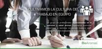 BioAromas es Trabajo en Equipo