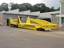 Plataforma para descargue de tracto-camiones SAUR