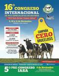 """Póster del """"16o.Congreso Iternacional de M´dicos veterinarios Especialistas en Bovinos"""