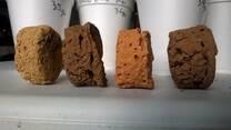 Comparativo efectos de Ácidos Húmicos y Fúlvicos en arcillas